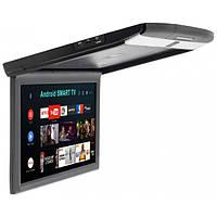Монитор потолочный Clayton SL-1588 BL Android Black, фото 1