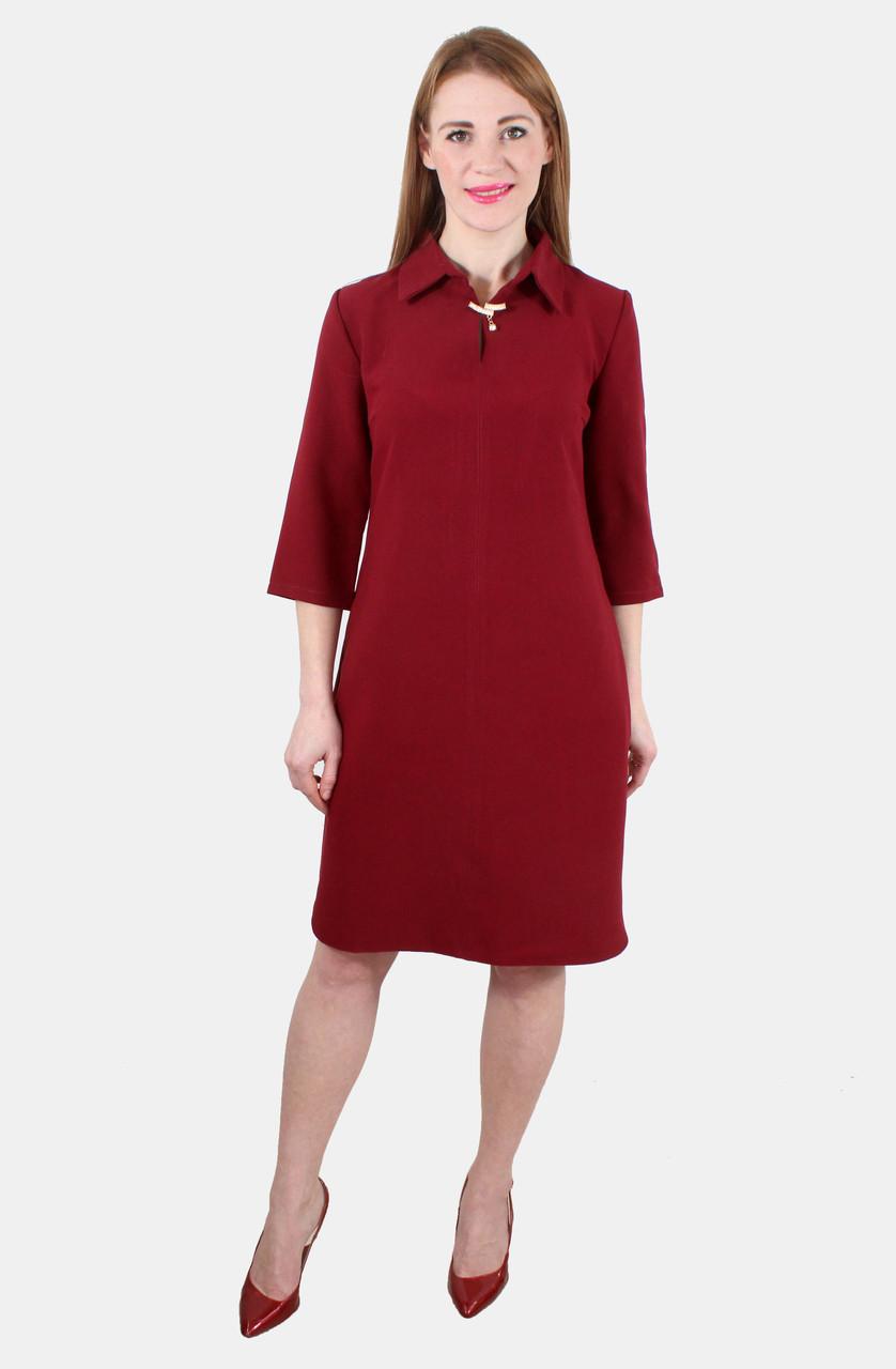 Платье свободного кроя 44 р ( разные цвета )