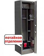 Сейф для оружия З-Б14-31/потай М3 1560(в)х400(ш)х300(гл)