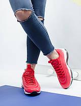 Женские кроссовки Nike Air Max 97 Red (36, 37, 38, 39, 40 размеры), фото 2