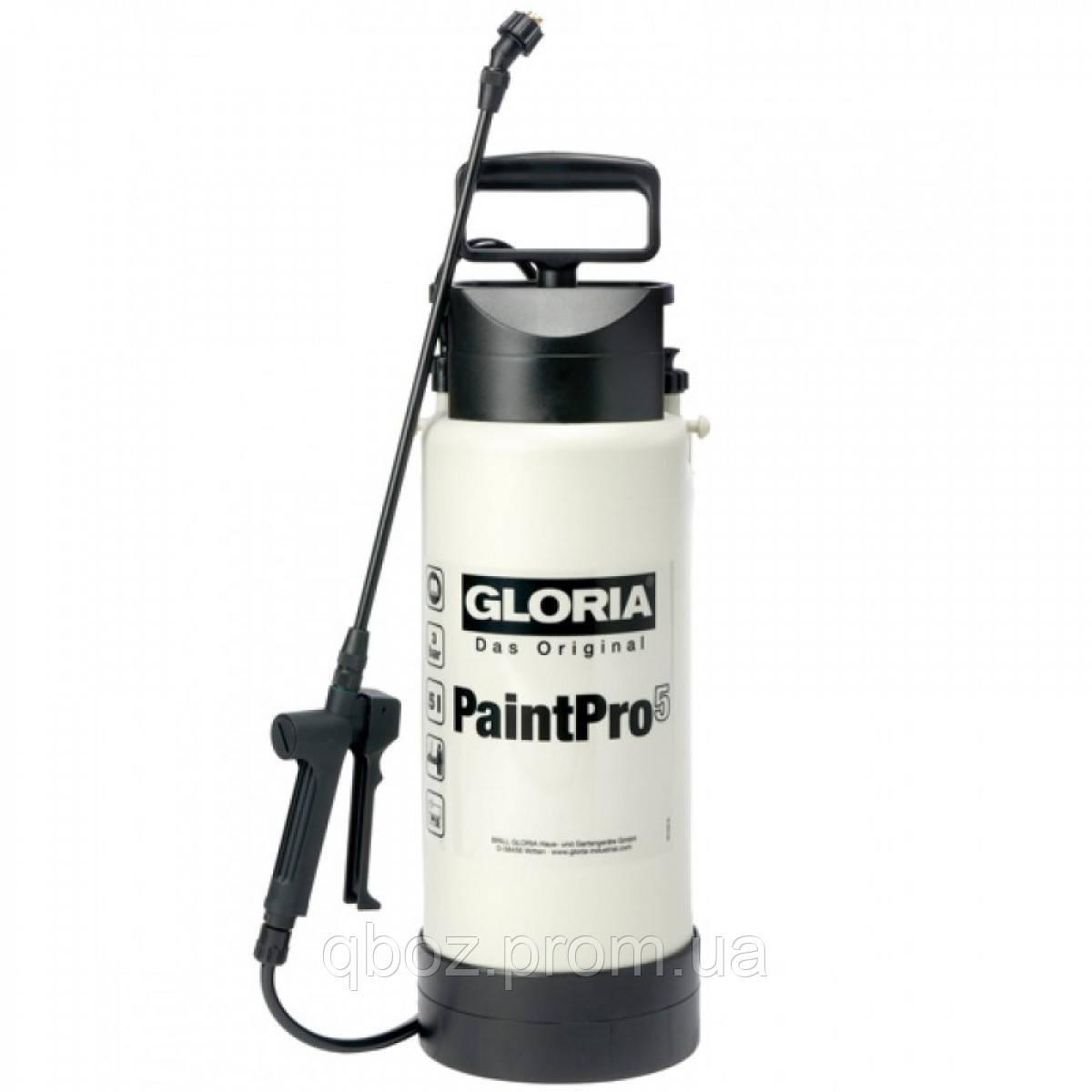 Опрыскиватель GLORIA PaintPro 5 маслоустойчивый, 5 л