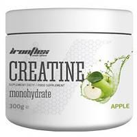 Креатин Iron Flex Nutrition Creatine Monohydrate 300 г лимон