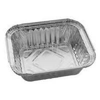SP15L/255мл контейнер из пищевой алюминиевой фольги, 100шт/уп