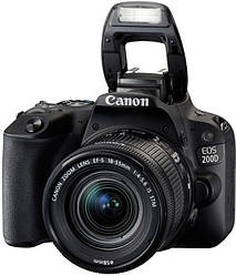 Canon EOS 200D kit (18-55mm + 75-300mm)