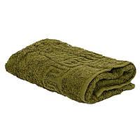 Махровое полотенце Туркменистан 40 х 70 см B2-26. Плотность  500 г\м2