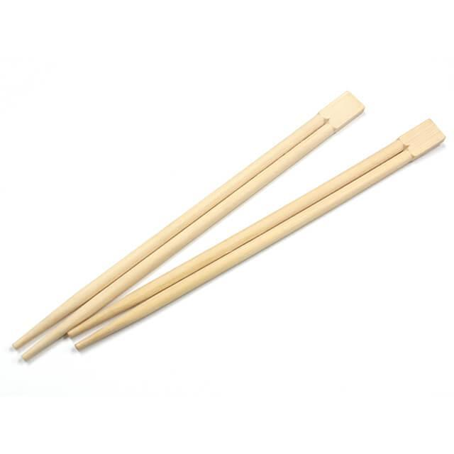 Бамбуковые палочки квадратные 210 мм