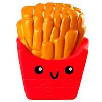 Мягкая игрушка Сквиши Squishy антистресс  Картошка Фри №3