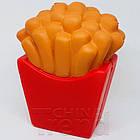 Мягкая игрушка Сквиши Squishy антистресс  Картошка Фри №3, фото 2