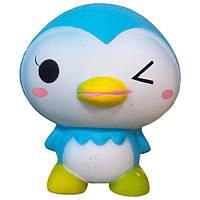Мягкая игрушка Сквиши Squishy антистресс  Пингвин Squishy  с запахом №46
