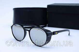 Солнцезащитные очки Armani 2107 зеркало черн