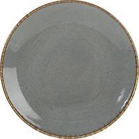 Тарелка десертная 18 см Porland Seasons Dark Grey