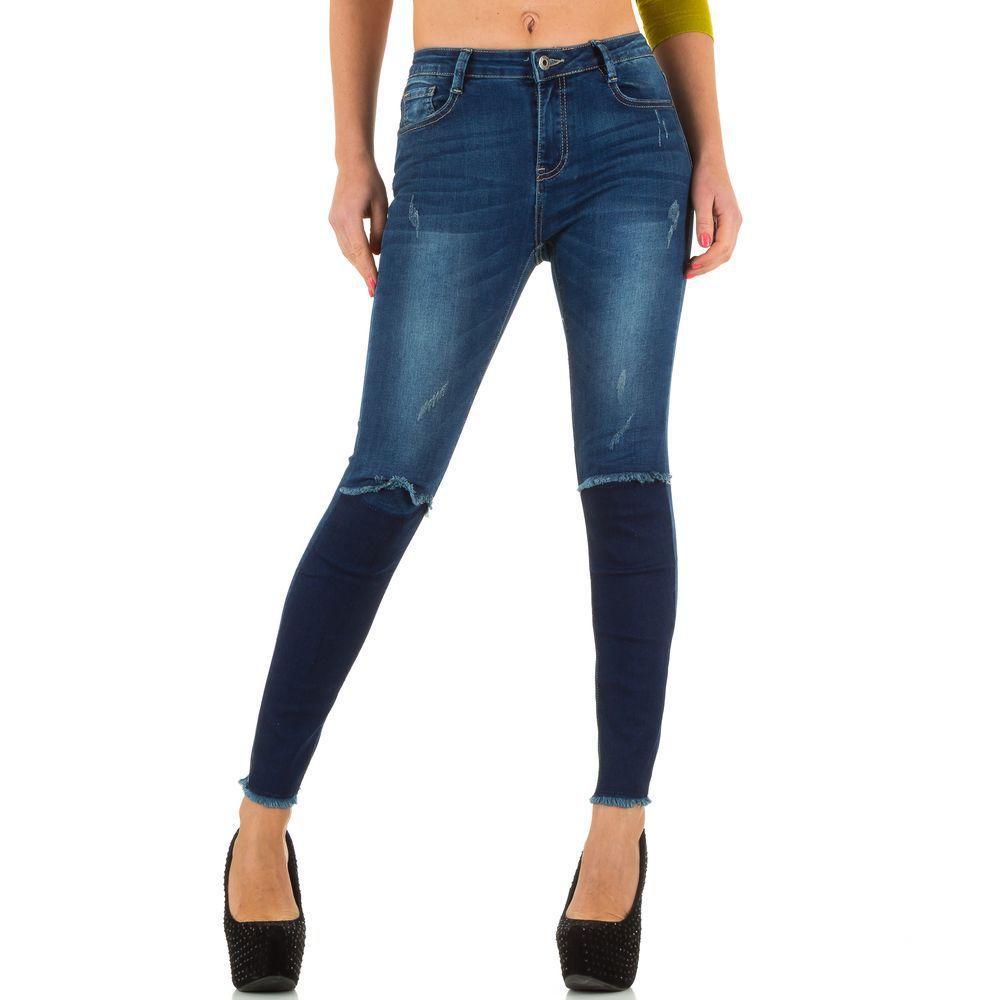 Женские джинсы от Goldenim, размер 34 - blue - KL-J-25423-синий 34