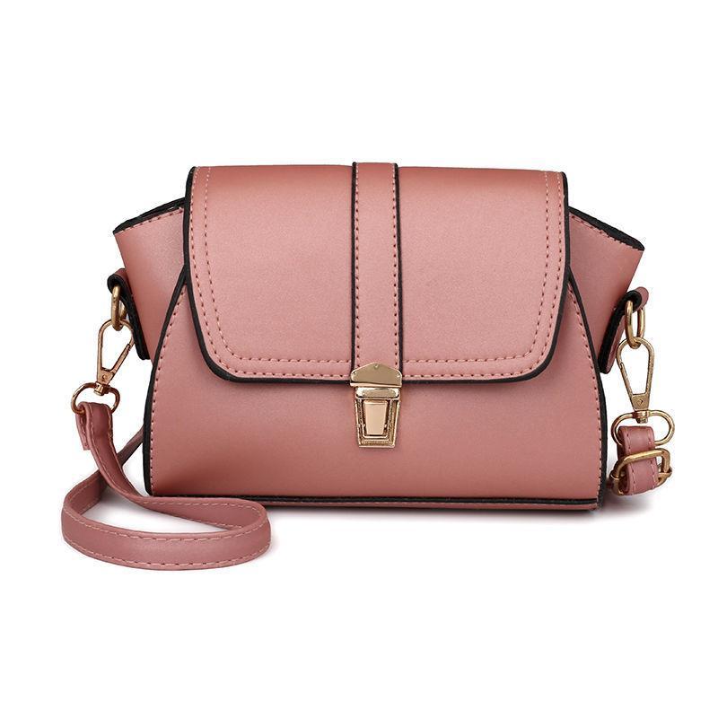 Мини сумочка из кожзама