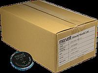 Батарейка Maxell CR1616 5PK ( 5*1) CARD, 100 шт.(16 грн за1 шт/1600 грн. за 100 шт)