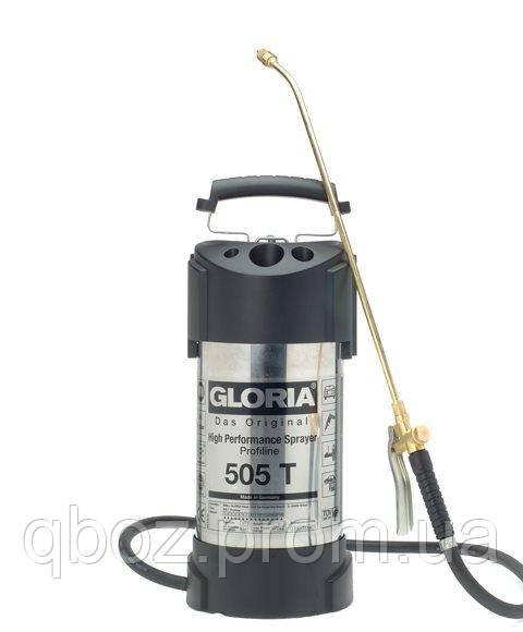 Опрыскиватель GLORIA 505 Т с манометром, 5 л