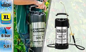 Опрыскиватель GLORIA 505 Т с манометром, 5 л, фото 2