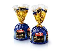 """Конфеты шоколадные Победа вкуса """"Соната"""" с лесным орехом и ореховым кремом"""