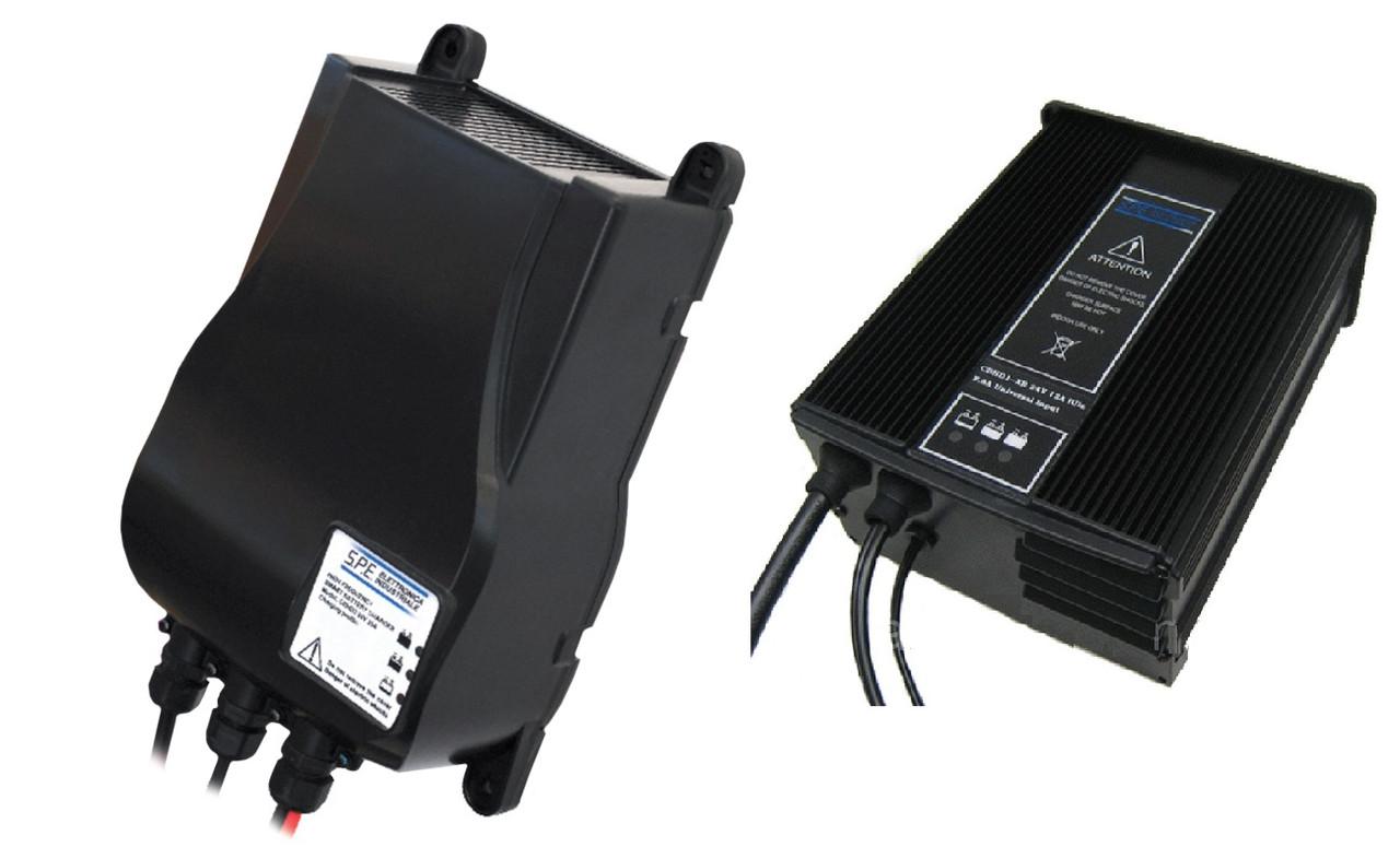 Зарядное устройство для гелевых аккумуляторов 12 и 24В, до 260Ач.