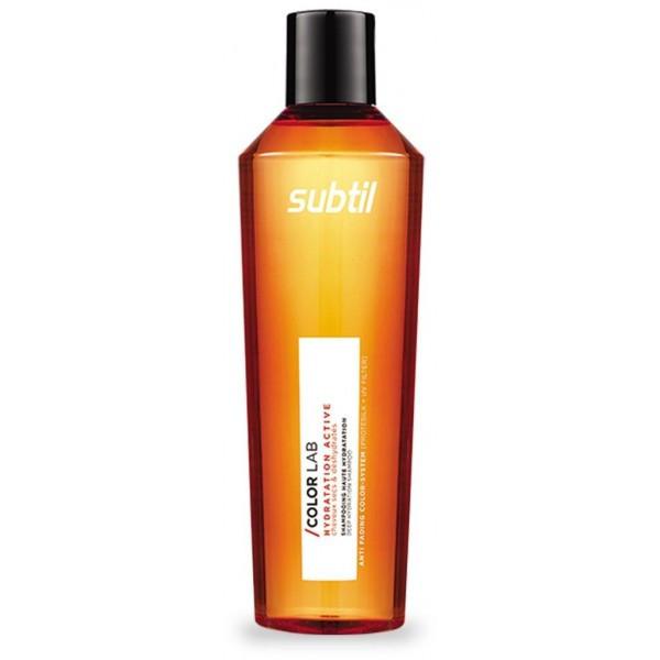 Subtil Color Lab Shampoing Haute Hydratation - Шампунь для интенсивного увлажнения сухих волос, 1000 мл