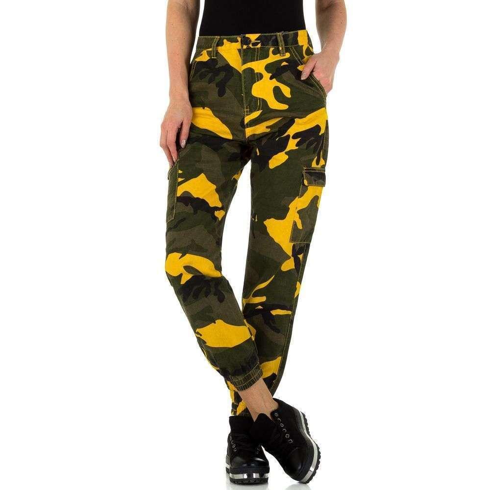 a5842ec2dd8 Женские джинсы свободного фасона с резинкой внизу Laulia (Германия ...