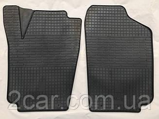 Коврики в салон VW Polo Sedan (2009>) (ПЕРЕД) (Stingray_Budget)
