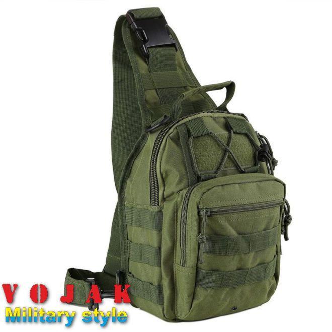 56808a889 Сумка тактическая плечевая EDC Olive (под пистолет): продажа, цена в ...
