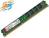 DDR3 4GB 1600МГц  4096MB  PC3-12800 (KVR16N11S8/4)  оперативная память Kingston