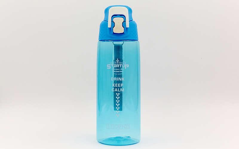 Бутылка для воды спортивная SP-Planeta 650 мл FI-6434 (TRITAN, PP) (3 цвета)
