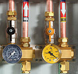 Модуль контроля и сигнализации медицинских газов, фото 2