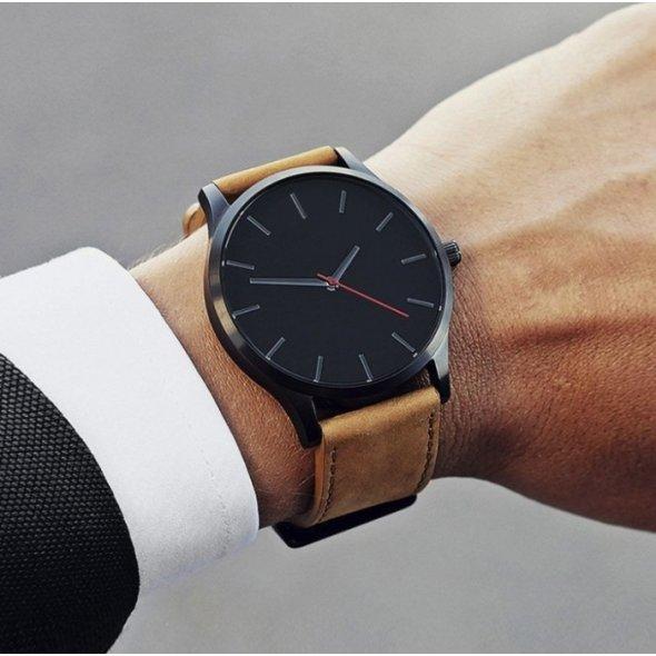 Мужские часы Hemsut Minimal Brown