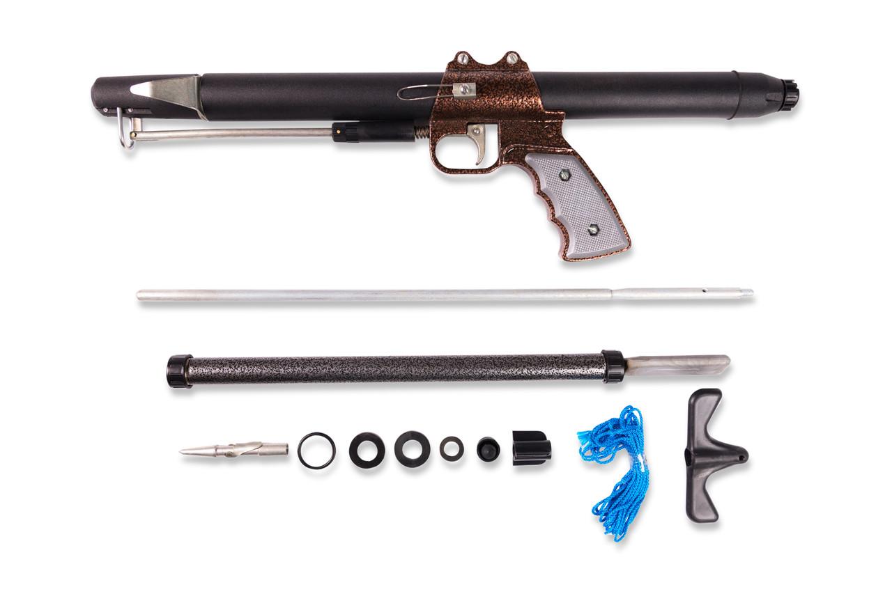 Як вибрати зброю для підводного полювання?