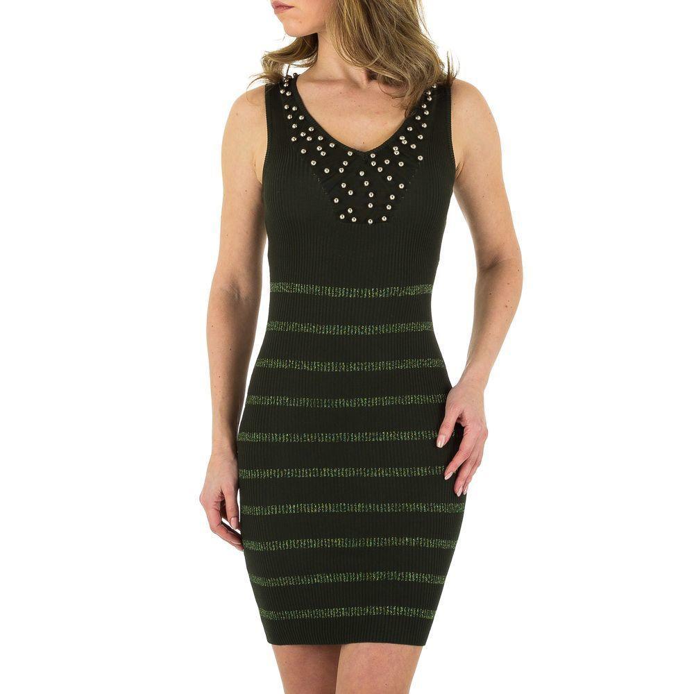 Женское платье от Voyelles, размер M/38 - Грин - KL-P204-green S/M