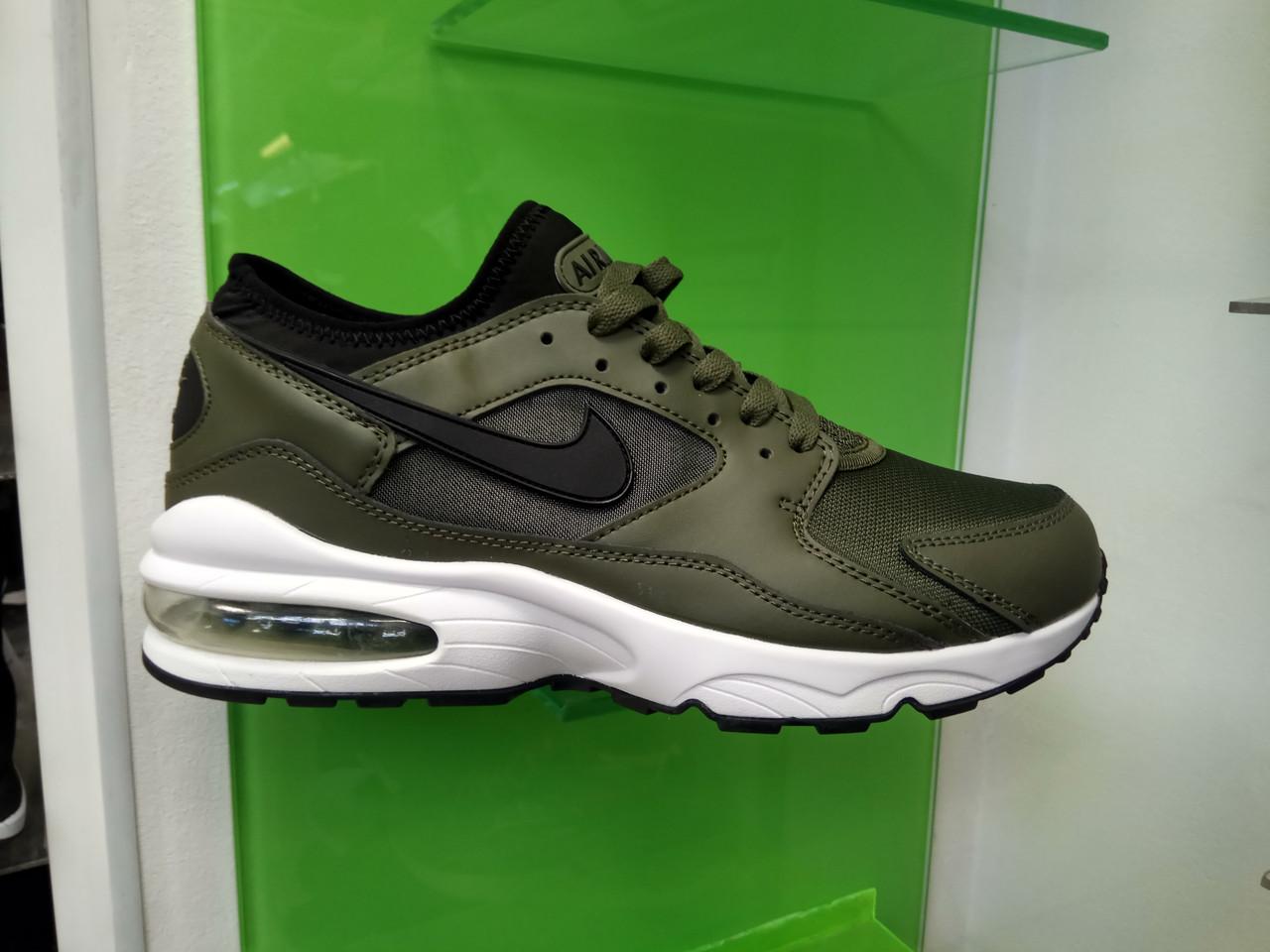 Мужские кроссовки  в стиле Air Max 93 Green
