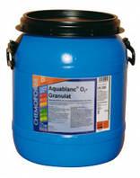 Средство для дезинфекции воды бассейна кислород гранулированный O2 Granulat Fresh Pool, 25 кг