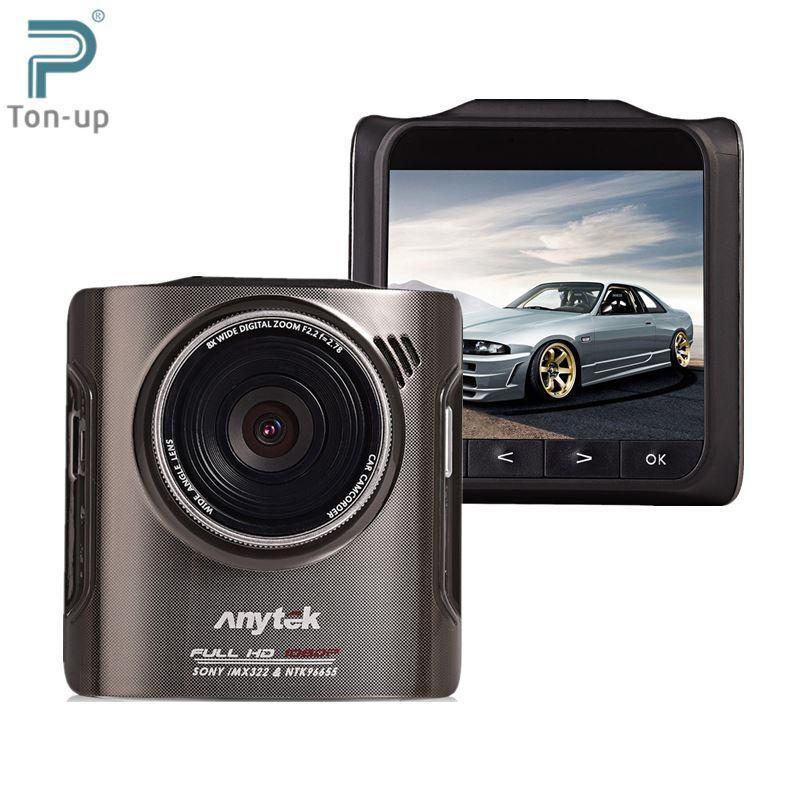 Відеореєстратор Anytek A3 багатофункціональний авторегитратор Full HD 1 камера