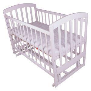 Детская кроватка « ЛАМА » маятник ваниль