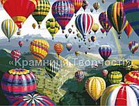 """Картина по номерам """"Разноцветные шары"""" (MG1056, КН1056),  40х50см., фото 1"""