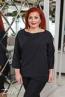 Блуза женская молодежная норма и большие размеры /р15156, фото 1