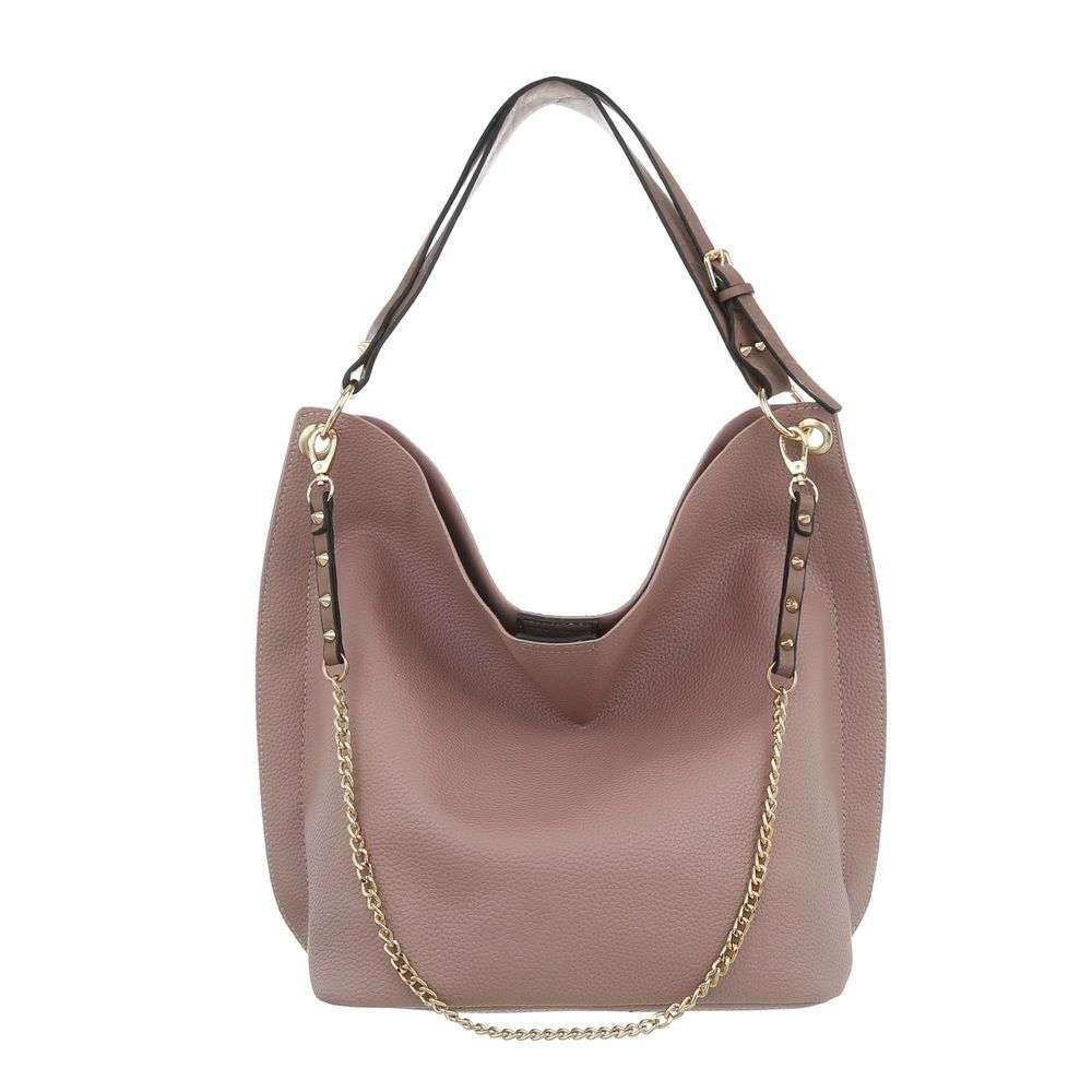 Женская сумка-розовый - ТА-9135-26-розовый