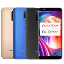 "Смартфон Leagoo M9 GOLD, Безрамочный смартфон, 2/16 Gb, 5.5"", 2850 mAh + Бампер. Телефон Акция!"