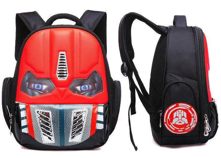 Оригинальный рюкзак трансформер со сверкающими глазами