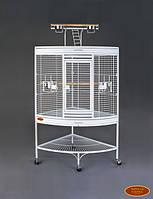 Вольер для крупных попугаев A13(Золотая клетка) 94х63х160 см