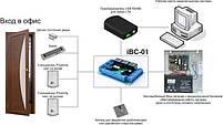 Сетевой контроллер доступа  iBC-01 (СКД), фото 2