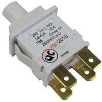 Сетевая кнопка со светодиодом для стиральной машины Beko T85 2808540300