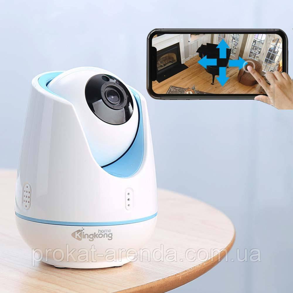 Беспроводная IP Камера вместо видеоняни. HD 1080 P Wi-Fi