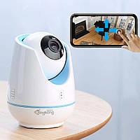 Беспроводная IP Камера вместо видеоняни. HD 1080 P Wi-Fi , фото 1