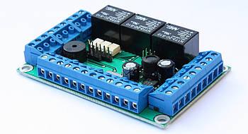 Мережний контролер доступу iBC-01 (СКД)