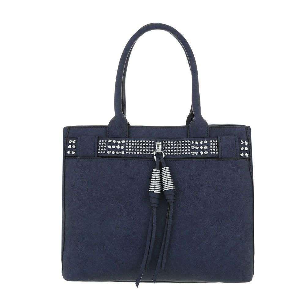 Женская сумка-синий - TA-JQ8069-1-blue