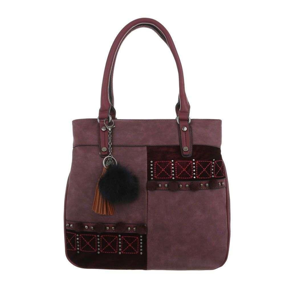Женская сумка-wine - ТА-8035-111-wine