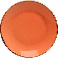 Тарелка обеденная 28 см Porland Seasons Orange
